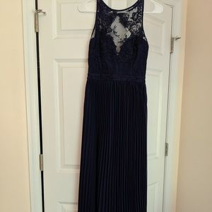 Prom dress from promgirl.com